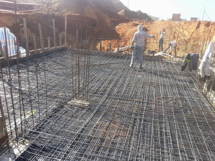 בניית מרתף