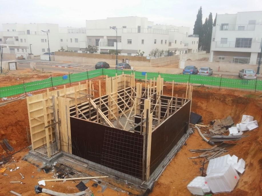 בניית מרתף, תפקיד מפקח בניה, פיקוח בניה